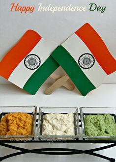 Phir Bhi Dil Hai Hindustani - Celebrated Independence day with yummy Dhokla