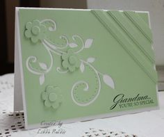 Faux Embossing