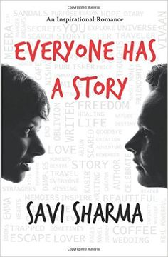 Everyone has a story by savi sharma pinterest book review book everyone has a story books savi sharma romance fandeluxe Images
