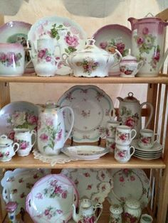 German Porcelain Brimfield