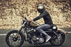 My Iron 883 / 2016   ¡Ride with Style!