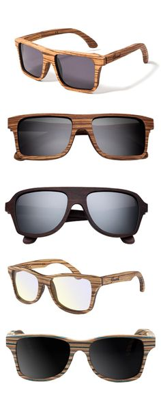 bce5514d270 Wooden Sunglasses from Shwood