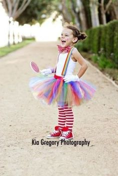 clown costume maybe 4 Hailey - like this idea for ladies too, cute without being cheap