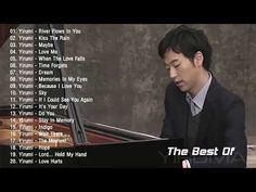 Yiruma Greatest Hits 2019 ♫ Best Songs Of Yiruma ♫ Yiruma Piano Playlist Piano Songs, Piano Music, Music Songs, Music Videos, Because I Love You, L Love You, River Flow In You, Spiritual Music, Best Piano