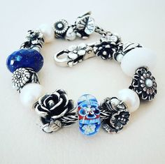 Trollbeads ageless beauty and flowers of the month