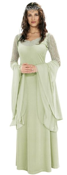 Deluxe Arwen Costume - Lord of the Rings Costumes