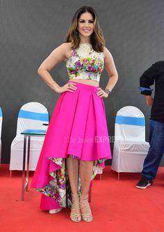 Sunny Leone at a #Mastizaade promo event. #Bollywood #Fashion #Style #Beauty…