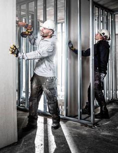 Handwerker brauchen praktische und strapazierfähige Berufskleidung. Und genau damit kennen wir uns aus. www.strohmeiergmbh.de