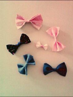 Diy bow's!