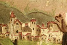 Restauració exvot de l'Ermita del Remei de Castell-Platja d'Aro Identifiques aquesta població? by BibliotecaMMB, via Flickr