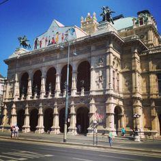 Staatsoper itt: Wien, Wien