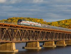 The Amtrak Autumn Express excursion is back by popular demand for another year, operating Saturday, Oct. 14, and Sunday, Oct.15, from New York Penn Station for a trip through the Hudson River Valley. Passengers can join this historic train ride, view stunning scenery and experience rare mileage along a route that hasn't seen regular passenger service in decades. This year's …