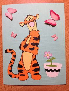 From Cricut Pooh and Friends cartridge.