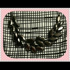"""HPMake Offer - Dark Pewter Leaf Necklace - NWT Measures 18"""" with 3"""" extender with lobster claw clasp. Apt. 9 Jewelry Necklaces"""