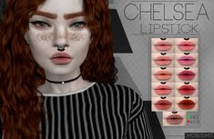 Lana CC Finds - Chelsea Lipstick