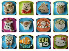 lunch box ideas -