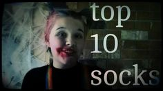 MY TOP 10 LONELY SOCKS || Wren