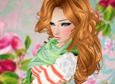 She is so pretty Like if you want this Avatars style!!!!!!!!!!