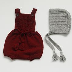 Kalinka Shop - knitted beauties for babies