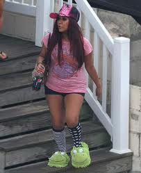 "Snooki - to quote my boyfriend after forcing him to watch Season 1 ""I don't know why, I just want her to be happy"""