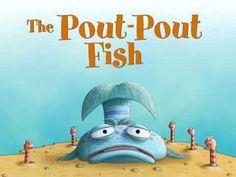 The first time i read pout pout fish by deborah diesen i for The pout pout fish