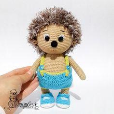 ♥♥♥crochet is my life♥♥♥ Crochet Dolls, Teddy Bear, Toys, Mini, Hedgehogs, Ua, Amigurumi, Tricot, Activity Toys