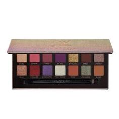 The Modern Renaissance Palette features 14 shades that range from neutral to berry tones. Shop this eyeshadow palette at Anastasia Beverly Hills. Metallic Makeup, Metallic Eyeshadow, Eyeshadow Looks, Eyeshadow Makeup, Eyeshadow Palette, Eyeshadows, Theobroma Cacao, Anastasia Beverly Hills, Sephora