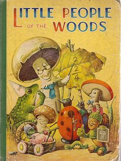 Little People of the woods