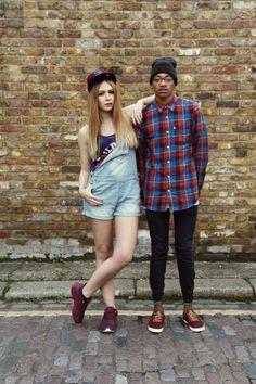 NIKE & Barbour - Autumn Lookbook 2013
