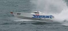 """Silverline - Thrilling """"On the Water"""" spectating with The Salamander Sailing Adventure Cowes Torquay Cowes Spectator Boat – See the Cowes Torquay Cowes Classic Offshore Powerboat Race with The Salamander Sailing Adventure . Next race 2nd – 4th September 2016 http://www.thesalamandersailingadventure.com/#!cowes-torquay-powerboat-race/mfzi9 – Photo: Tim Tapping"""