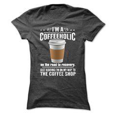 Im a COFFEEHOLIC