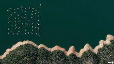 30 Photos satellites qui vont changer votre vision du monde Photo