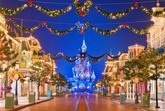 Christmas Disney Magic!!!