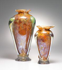 """""""Summer Confetti Bit Vase"""", Dierk Van Keppel"""