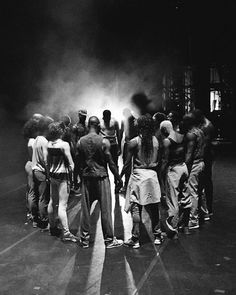 The troupe member Sean Aaron Carmon discusses how he choreographed a piece that responds to police shootings and is set to Beyoncé's political anthem.