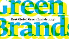 INTERBRAND RELEASES THE 3rd ANNUAL BEST GLOBAL GREEN BRANDS REPORT 2013 | IBSAfacts  Interbrand, the world's leading brand consultancy and author of the annual Best Global Brands report, has released its 2013 Best Global Green Brands report > read more
