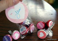My Delicious Ambiguity: Free Printable Valentines: Tags, Cards, Bag Toppers, Candy Bar Wrappers, Boxes & Cartons