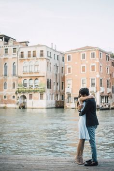 I am excited to share this beautiful engagement proposal on a gondola in the gorgeous Venice. The day was captured by wedding photographer WeddingCity Photography.