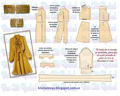 Dress Sewing Patterns, Clothing Patterns, Fashion Sewing, Diy Fashion, Sewing Hacks, Sewing Projects, Make Your Own Clothes, Pattern Drafting, Diy Clothing