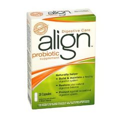 #9: Align Digestive Care Probiotic Supplement, 28 Count