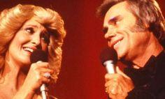 George Jones and Tammy Wynette – Mr. & Mrs. Santa Claus
