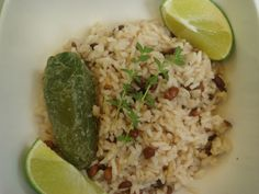 Caribbean Rice and Beans Recipe