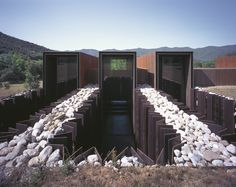 Casa Horizonte, Spain, 2007 by RCR Arquitectes