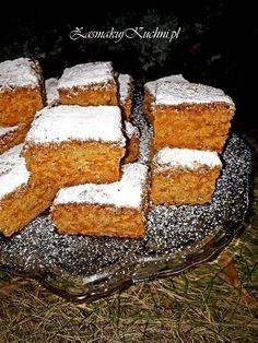 Proste ciasto marchewkowe Recipes, Cakes, Food, Per Diem, Rezepte, Essen, Cake, Cookies, Yemek