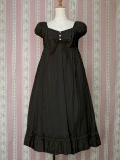 UNDERWEAR Sleepwear Pajamas | Ribbon Rose Room Wear - Victorian Maiden |:| Lolita