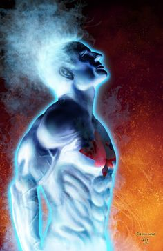 Captain Atom. By Raymund Lee