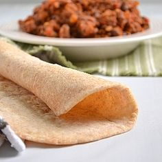 These beautifully soft whole wheat tortillas just happen to be vegan and low fat, not to mention they taste so much better than store bought