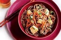 Japanese Peanut Noodles with Chicken - Healthy Recipes - Extreme Makeover Weight Loss Edition - Shows - TV3