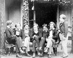Photography by Lewis Carroll