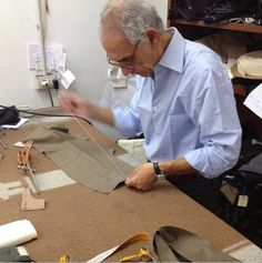 treviorum: Instagram.com Ambrosi sr. at work.